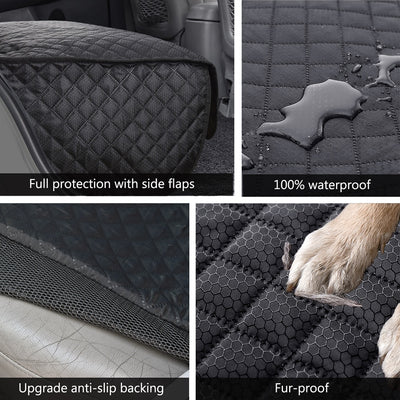 Waterproof  Dog Covers for Bench Seats