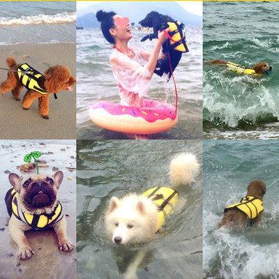 Dog Life Jacket - Safety Reflective Vest