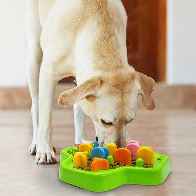 Kibble Training Puzzle Dog Toy