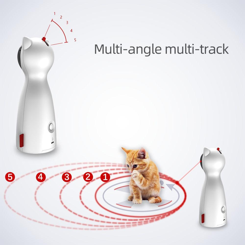 Automatic LED Cat Toy For Exercise Training - Luv I said Pet