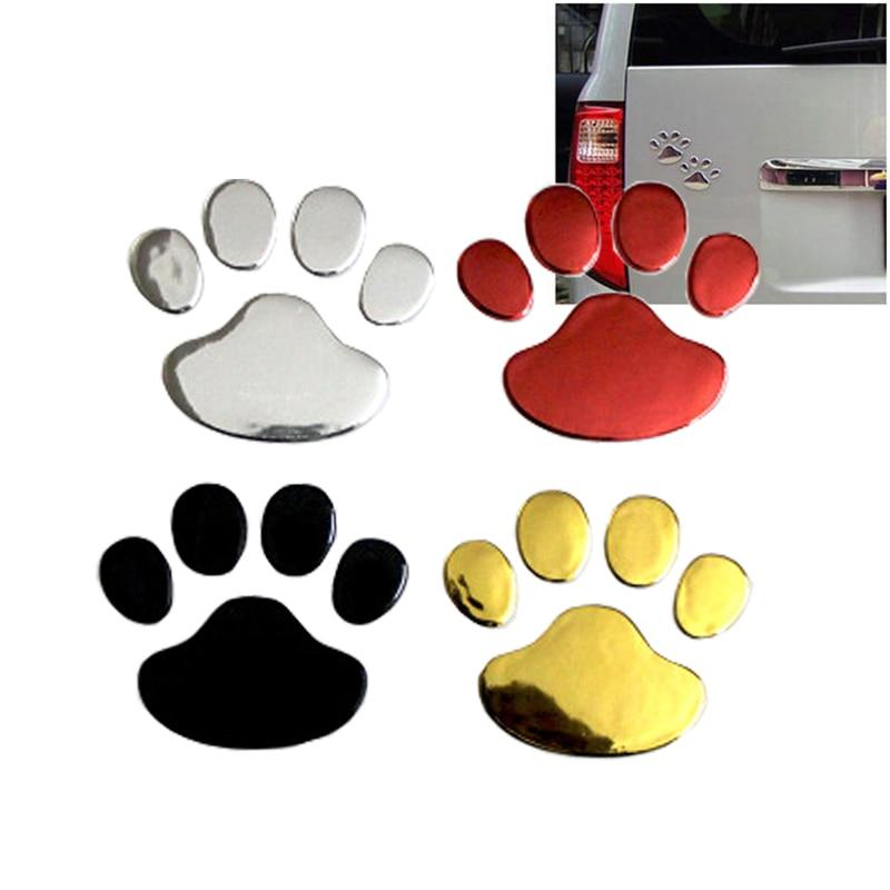 Pawprint Stickers - Luv I said Pet