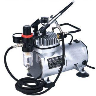 VIG182 AIRBRUSH & COMPRESSOR SET