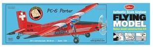 GUI304 PC-6 PORTER LASER CUT