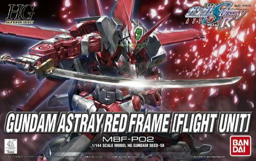BAN5055602 Astray Red Frame Flight Unit