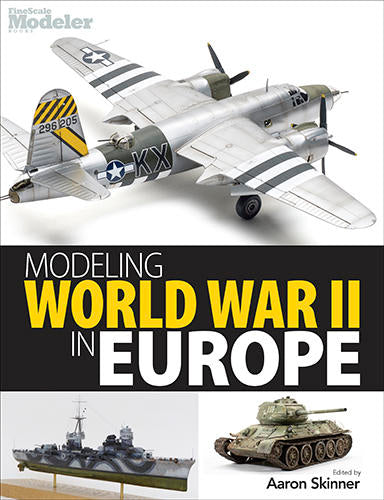 KAL12811 MODELLING WW2 IN EUROPE