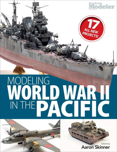 KAL12822 MODELLING WW2 IN THE PACIFIC
