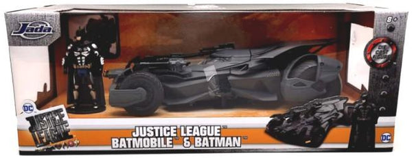 JAD99232 1/24 JUSTICE LEAGUE BATMOBILE