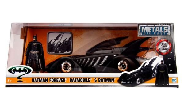 JAD98036 1/24 BATMAN FOREVER BATMOBILE