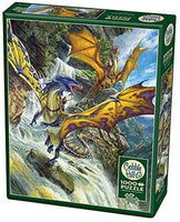 COB80105 WATERFALL DRAGONS 1000 PCE