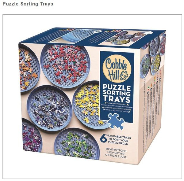 COB53702 PUZZLE SORTING TRAYS