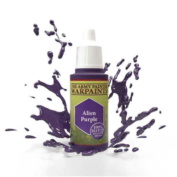 AP1128 WARPAINTS ALIEN PURPLE 0.6FL.OZ./18ML