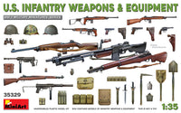 MIN35329 1/35 U.S. INFANTRY WEAPONS & EQUIPMENT