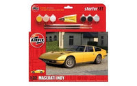 AIR55309 1/32 MASERATI INDY STARTER SET