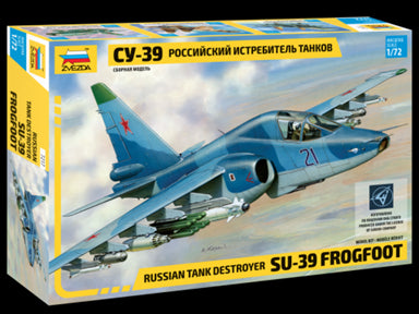 ZVE7217 1/72 SU-39 FROGFOOT