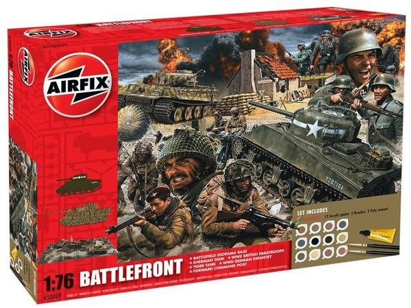 AIR50009 1/76 D-DAY BATTLEFRONT STARTER SET