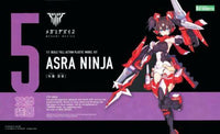 KOTKP431R MEGAMI DEVICE ASRA NINJA PLASTIC MODEL KIT