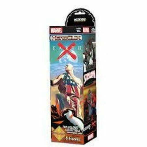 MARVEL HEROCLIX EARTH X 5 FIG BOOSTER