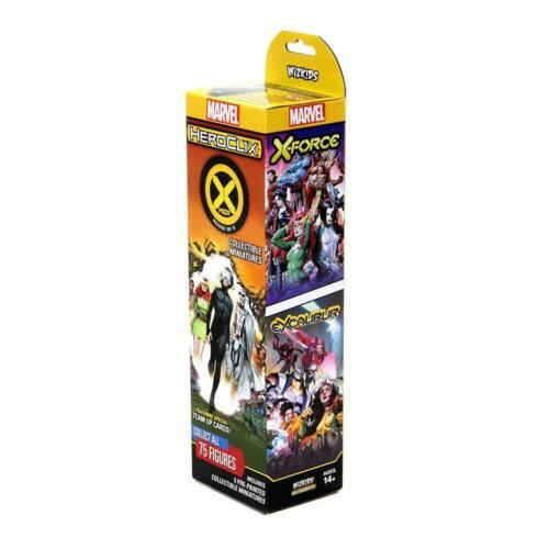 MARVEL HEROCLIX X-MEN HOUSE OF X BOOSTER PACK