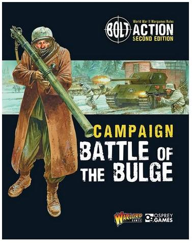 WG9781472817839 BOLT ACTION CAMPAIGN BULGE 2ND ED