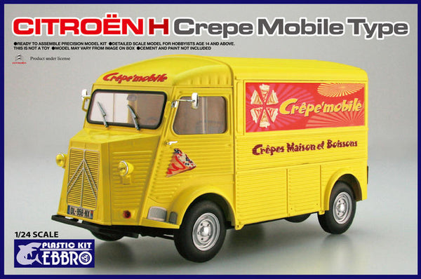 EBB25010 1/24 CITROEN H CREPE MOBILE TYPE