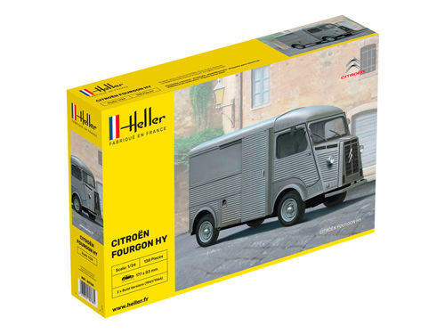 HEL80768 1/24 CITROEN FOURGONE TYPE H