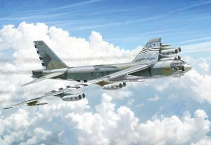 ITA1442 1/72 B-52H STRATOFORTRESS
