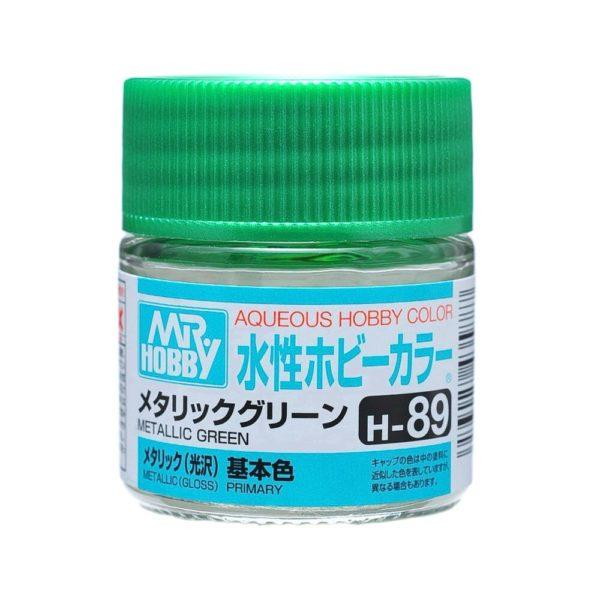 H89 METALLIC GREEN 10ML