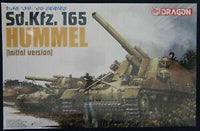 DRA150 1/35 HUMMEL INITIAL VERSION