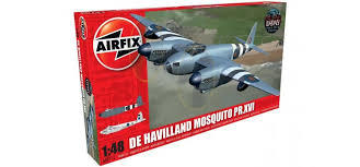 AIR07112 1/48 DE HAVILLAND MOSQUITO PR.XVI