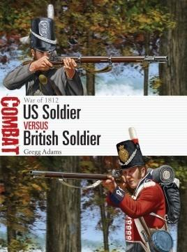 OSPC54 1812 US SOLDIER VS BRITISH SOLDIER