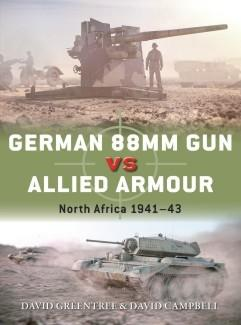 OSPD109 GERMAN 88MM VS ALLIED ARMOUR