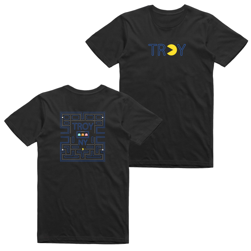 PAC MAN TROY TEE YOUTH