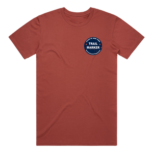 TRAIL MARKER SUNRISE HIKE TEE