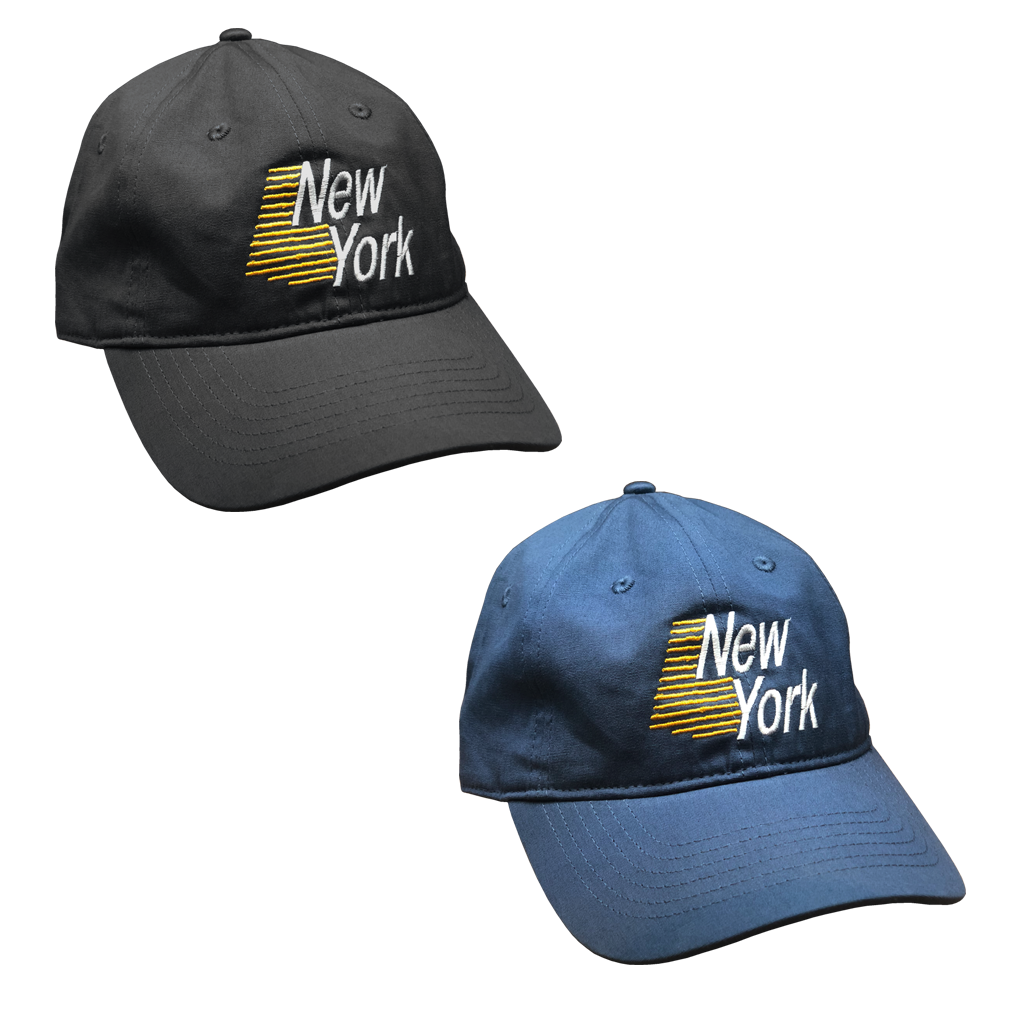 NEW YORK LINES DAD HAT