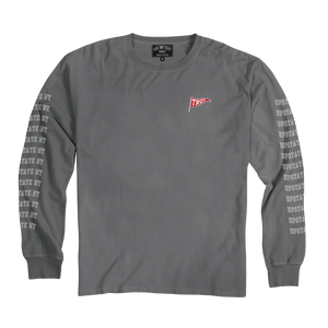 PENNANT LONG SLEEVE