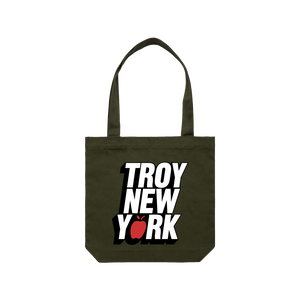 TROY APPLE TOTE BAG