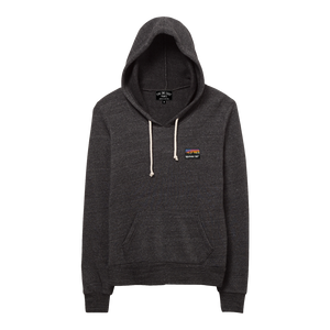 UPSTATE PATCH WOMEN'S HOOD ECO BLACK
