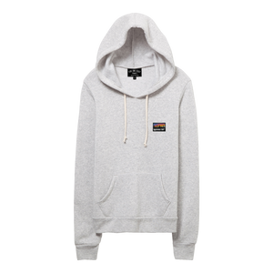 UPSTATE PATCH WOMEN'S HOOD ECO OATMEAL