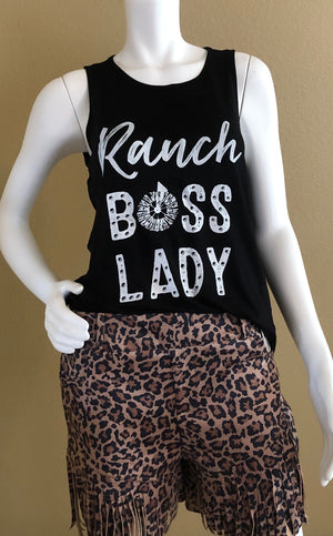 Ranch Boss Lady Tank