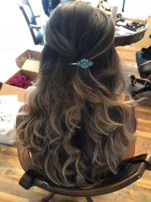 Stone Western Style Hairpin
