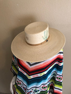 Cactus Expert Charlie1Horse Hat- Size M