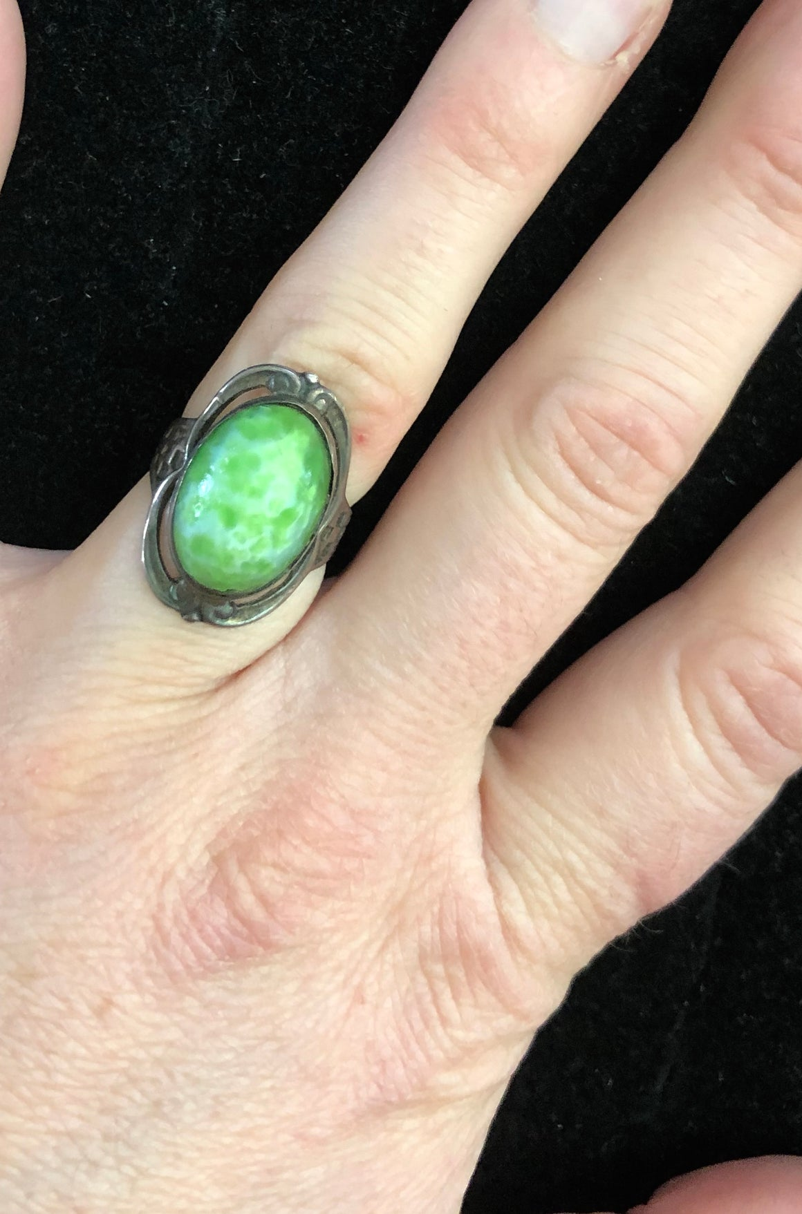 Antique Ring- Size 4
