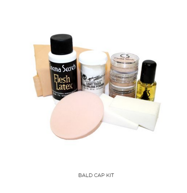 Woochie  Bald Cap Kit