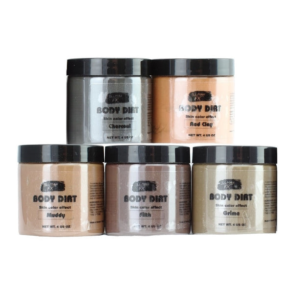 IllmanFX Body Dirt (Powder) - Kit