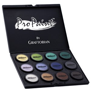 Graftobian Empty ProPaint™ Box - Fits 12