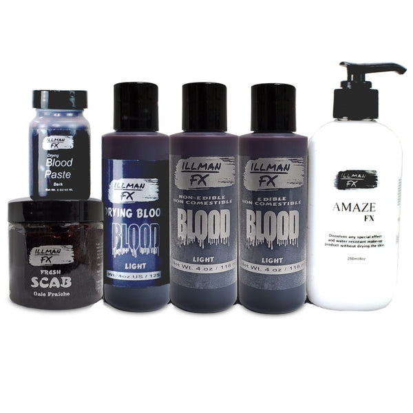 illmanFX Stage Blood Kit