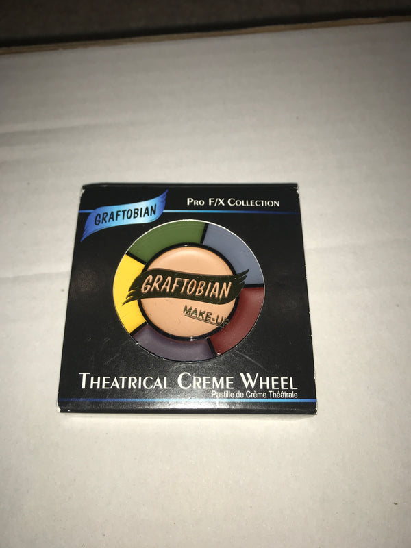 Graftobian Theatrical Creme Wheel - Severe Trauma