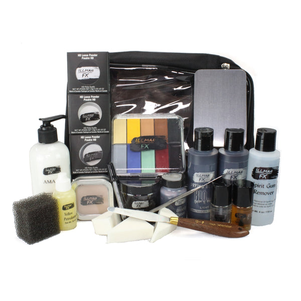 Deluxe Special Effects Makeup Kit - Limited Quantities Available