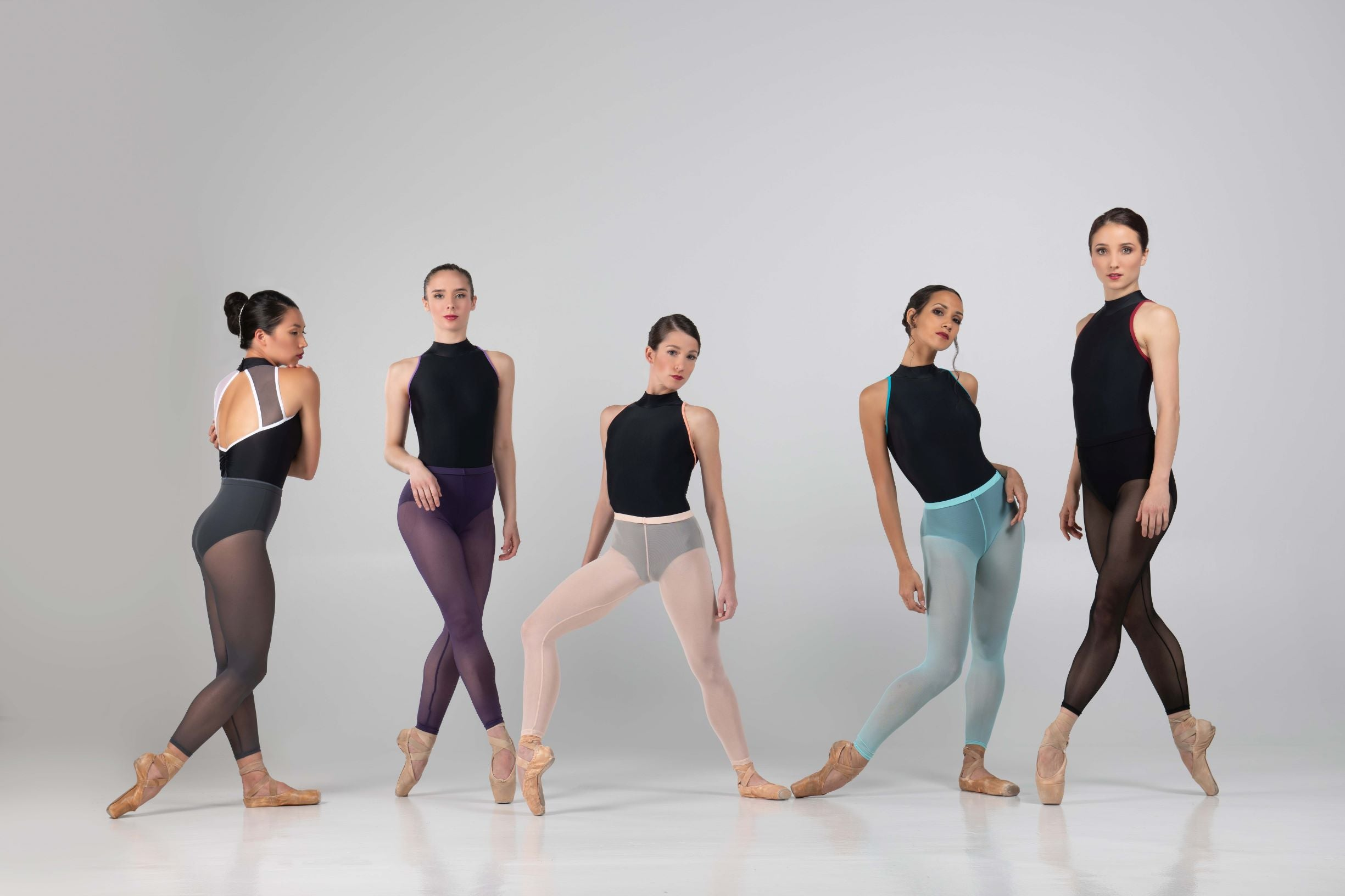 Leggings LAETITIA de Ballet Rosa - YoBailo.Shop