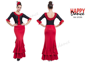 FALDA FLAMENCO EF295 Happy Dance